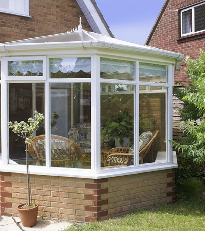 Why you need a conservatory